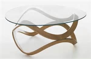 la table basse bois et verre en 43 photos d int 233 rieur