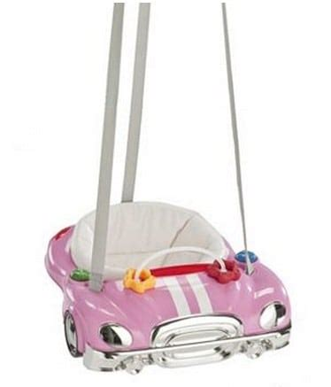 pink car baby jumper kohls com evenflo jump go car jumper as low as 25 59