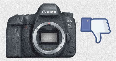 canon 6d test canon 6d ii dynamic range is a big disappointment