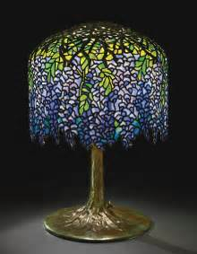 Tiffany Dragonfly Table Lamp Tiffany Favrile Philip Chasen Antiques