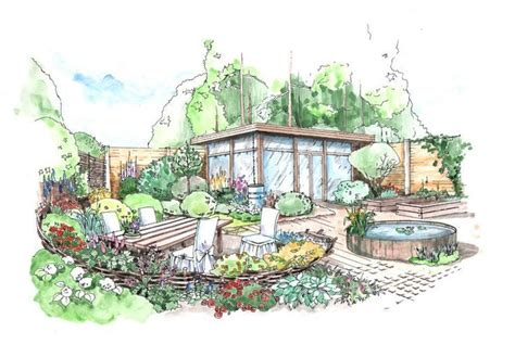 landscape architecture drawings top design draw