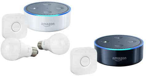 echo dot light control best buy philips hue starter kit and amazon echo dot only