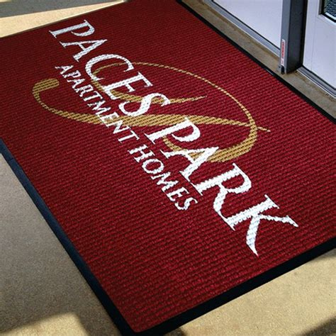 custom logo rugs waterhog clic carpet mats carpet vidalondon