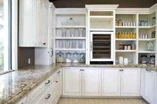 Kitchen Shelves And Cabinets by How To Add Space To The Kitchen Interior Designing Ideas