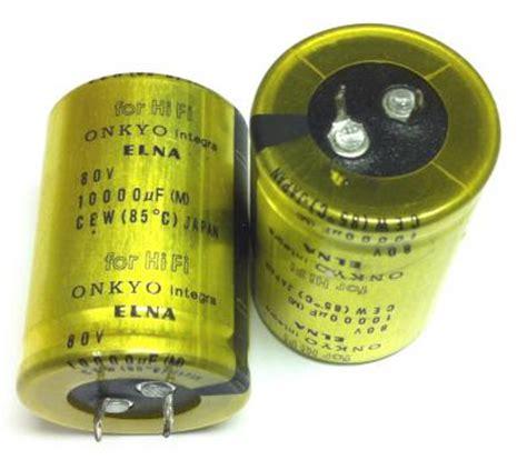 elna capacitor audio elna capacitors electronic components