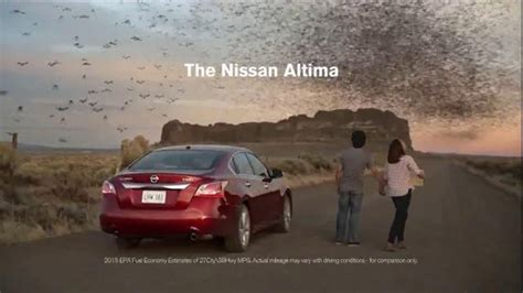 2015 nissan tv commercial actor 2015 nissan altima commercial 2015 nissan altima