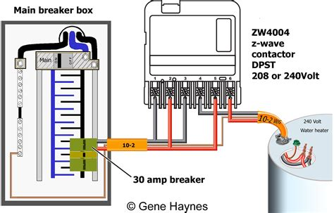 120 volt 4 pole contactor wiring diagrams wiring diagram