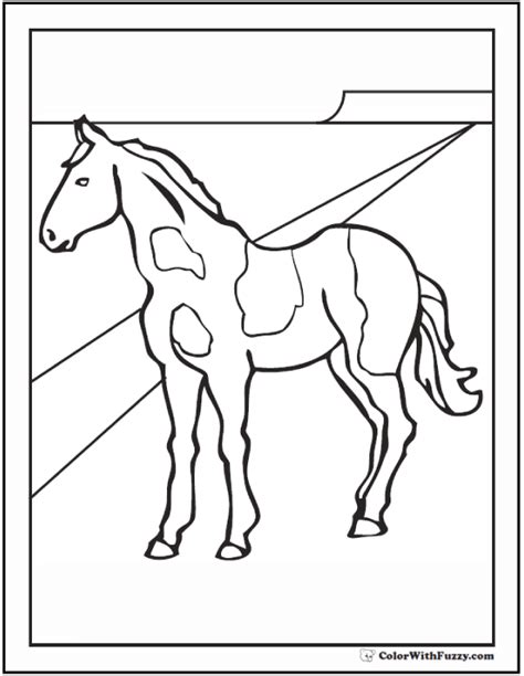 coloring page galloping horse horse coloring page riding showing galloping