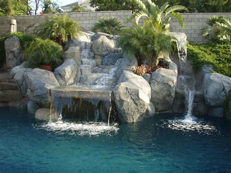 Beautiful Backyards With Pools Creating Beautiful Backyard Escapes Pacific Pools Patios In Riverside Ca 92508