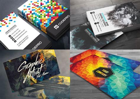 Unique Business Card Design Templates by 15 Creative Business Card Templates With Unique Designs