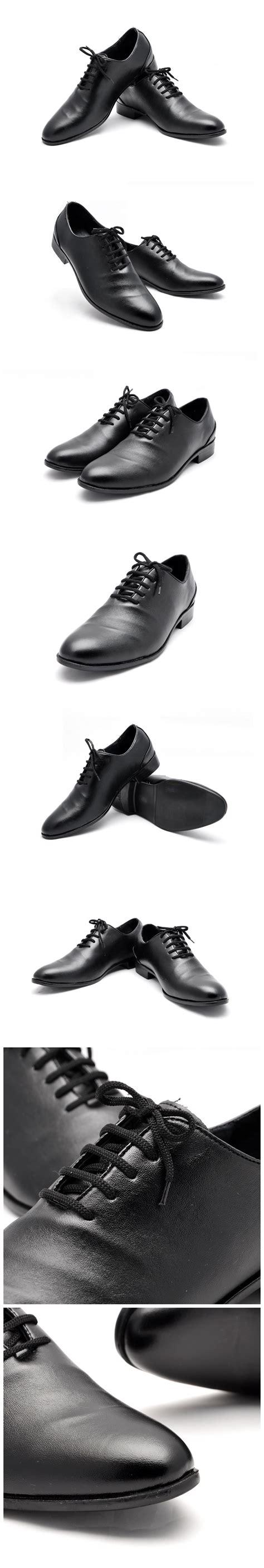 Sepatu Pria E 018 sepatu kantor pria model lancip