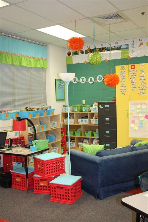 cute themes for elementary classrooms cute classroom ideas like the couch and ls school