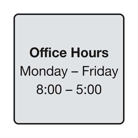office hours quotes like success