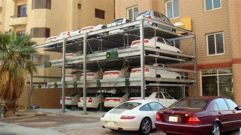 Design A Parking Garage