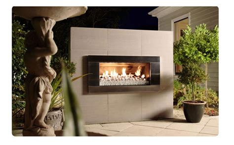 modern outdoor gas fireplace outdoor fireplace on gas fireplaces modern