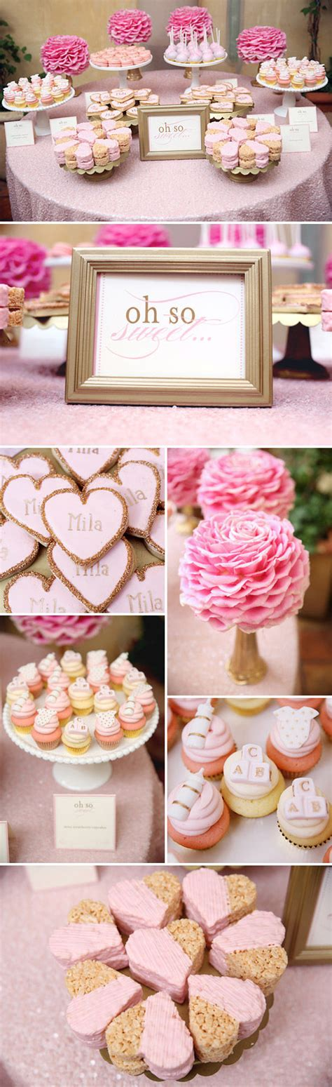 Pretty Baby Shower Themes by Pretty Pink Baby Shower Theme Pictures Photos And Images