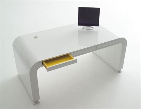 Design Office Desks Modern Minimalist Computer Desks Furniture For Home Office Designs