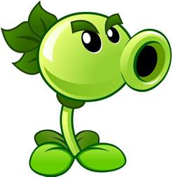 image repeater hd hd png plants zombies wiki fandom powered wikia