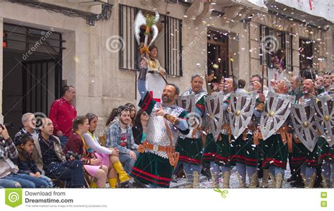 moros y cristianos moors 1543672396 annual moors and christians festival musketeer editorial photo cartoondealer com 58020017