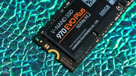 samsung ssd 970 evo plus review rating pcmag