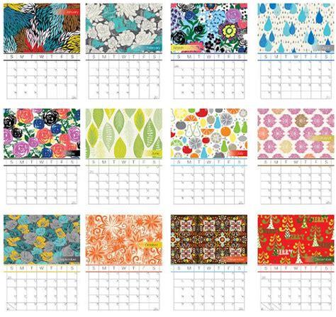 calendar design handmade 17 best images about paper calendars on pinterest