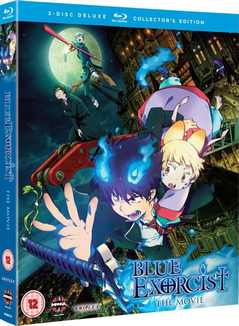 blue exorcist   collectors edition double play