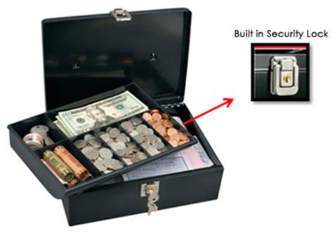 Garage Sale Money Box by Master Lock 7113d Box With 7 Compartment