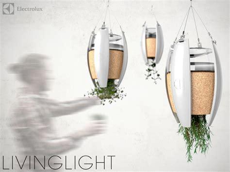 living lights living herb lights yanko design