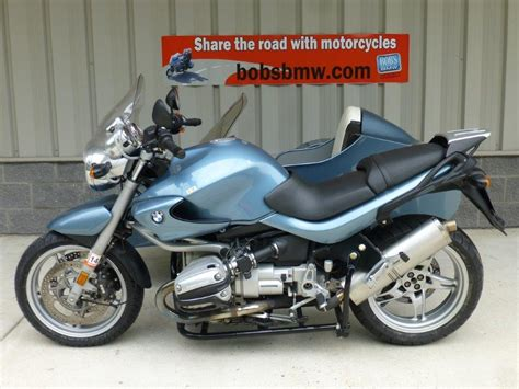 Bmw Motorcycle With Sidecar For Sale by 2002 Bmw R1150r Custom Sidecar Rig Sportbike Motorcycle