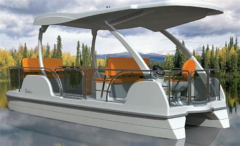 electric boat work hours solar powered boats to sail clean on blue waters ecofriend