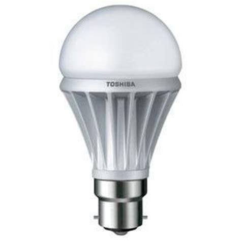 toshiba led light bulbs toshiba led light bulb e gls 5 5watt energy saving