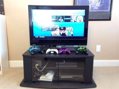 gaming setup ps4 what s your ps4 gaming setup ps4