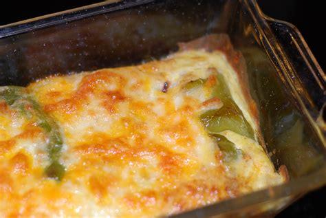 chile relleno casserole recipe dishmaps