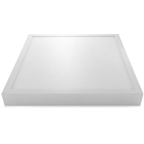 deckenleuchte led flach eckig led 12w aufputz aufbau deckenle leuchte panel flach