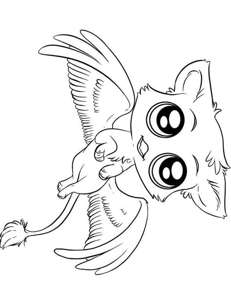 Free Anime Coloring Pages by Anime Animals Coloring Pages Free Printable Anime Animals