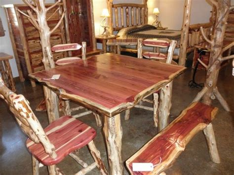 save on cedar rustic log furniture and rustic decor log furniture furniture and rustic furniture on pinterest