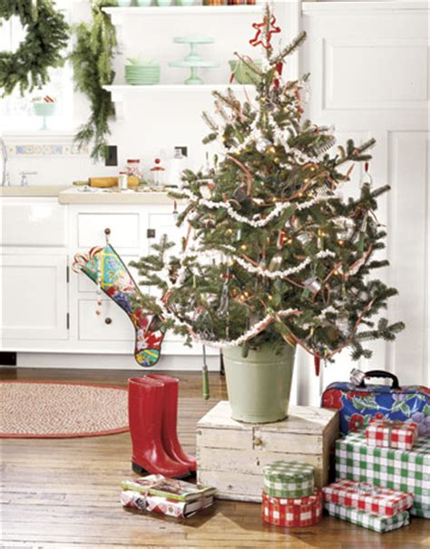 kitchen tree ideas decking the halls farmgirl follies kiko