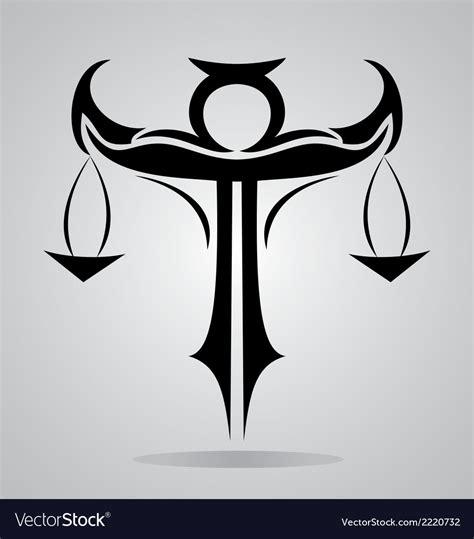 aries sign tribal royalty free vector image vectorstock tribal libra signs royalty free vector image vectorstock