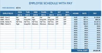 daily shift schedule template free daily schedule templates for excel smartsheet