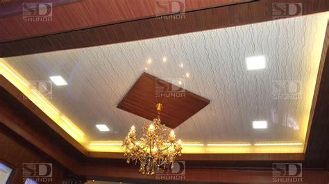 Plafon Pvc Jabodetabek Kualitas Terjamin plafon pvc shunda distributor resmi shunda plafon