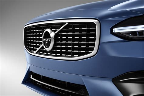volvo cars reveals sporty    design models