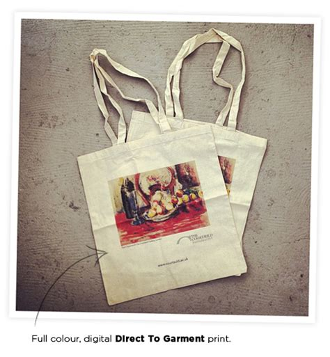dtg printing on canvas tote bags icon printing