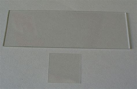 Cover Glass Mikroskop Microscope Slide Coverslip