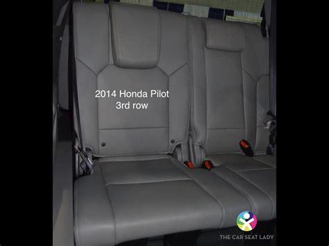 car seat lady honda pilot