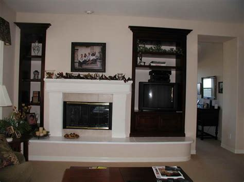 living room fireplace makeover decoration ideas pictures