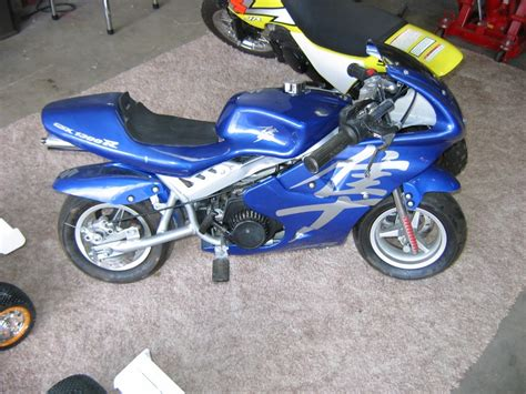 Suzuki Pocket Bikes 2003 Suzuki Jr50 Dirtbike 30cc Pocket Bike Fs Ft R C