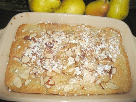 surprise pear cobbler is gluten free savory palate blog