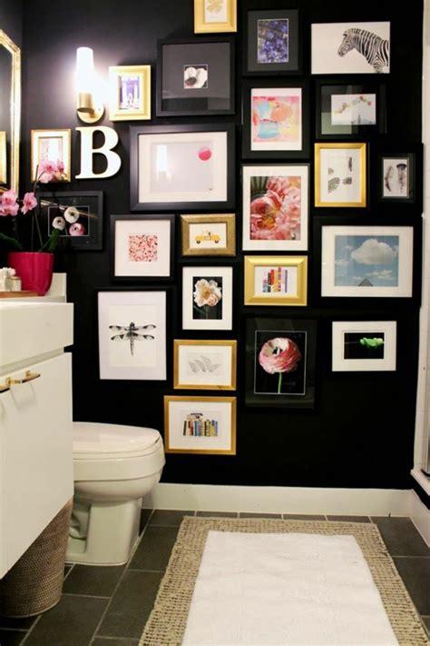 Wandfarbe Schwarz by Einrichten Mit Farben Schwarze Wandfarbe Und Schwarze