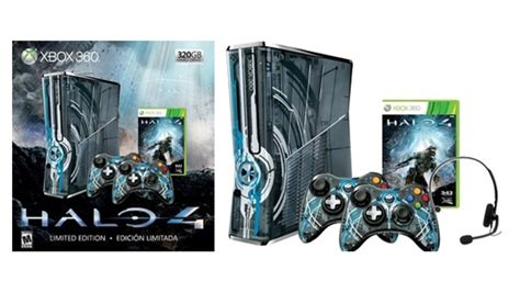halo 4 360 console halo 4 xbox 360 console review gamerbolt