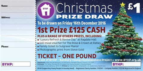 images of christmas raffle tickets byhp christmas caign 2016 byhp